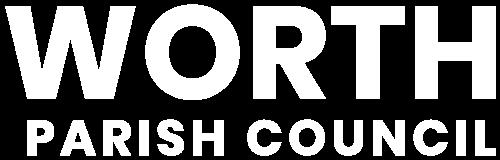 Worth Parish Council - logo footer