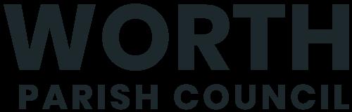 Worth Parish Council logo