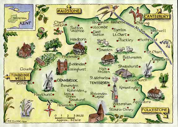 Map Parish1